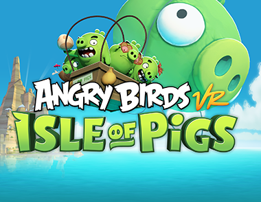 Angry Birds Isle of Pigs