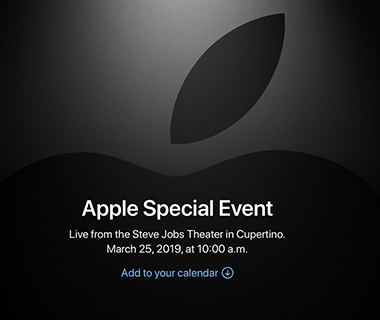 Apple SVOD it is show time