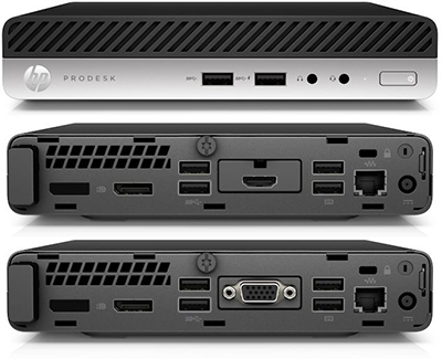 HP ProDesk 405 G4 CPU AMD