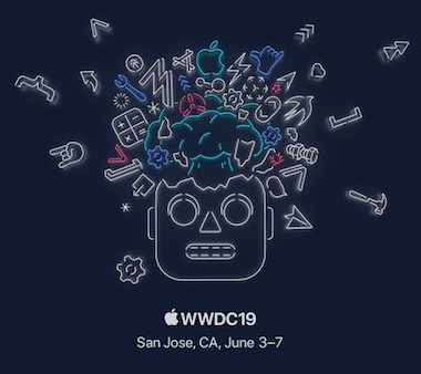 WWDC 2019 Apple 3 7 Juin