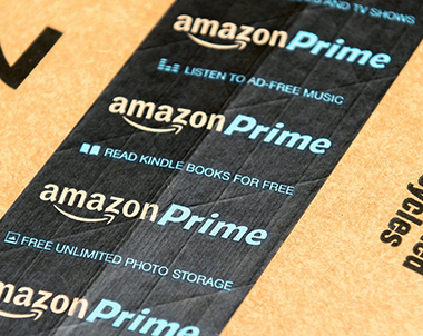Amazon priorise les colis