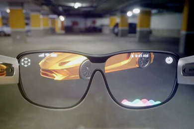 apple glass ar glasses idrop news x martin hajek