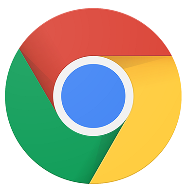 chrome logo 89