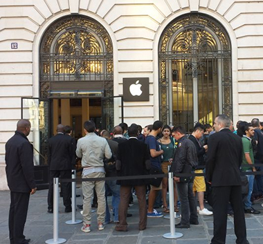 cnil videoprotection apple stores