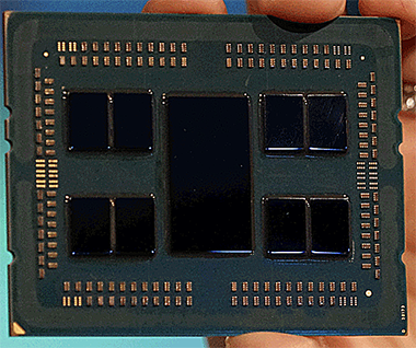AMD CPU Epyc Zen2 64 Core
