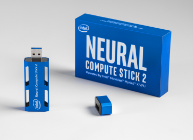 intel ncs2 stick AI