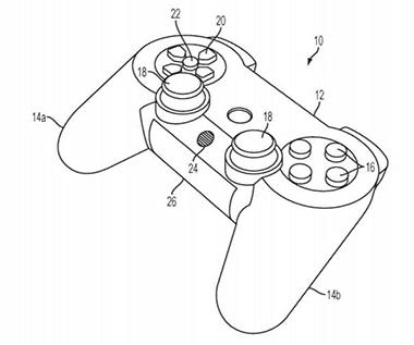 ps5 manette ecran tactile