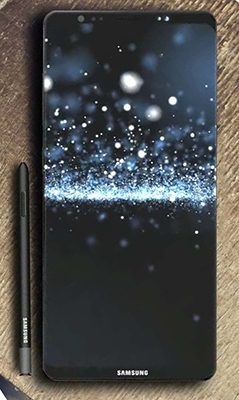 Galaxy note 9 DG