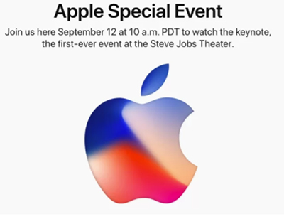 Apple keynote 12 09 2017