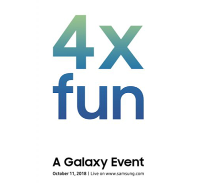 a galaxy event invitation 4x fun